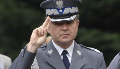 Zastępca szefa policji podał się do dymisji