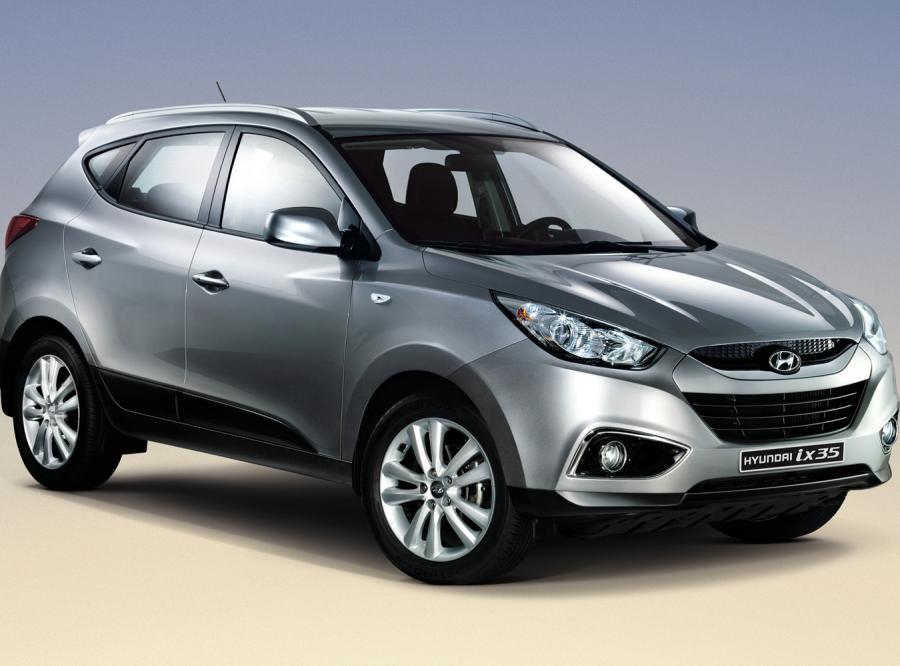 Nowy Hyundai z napędem na cztery kółka