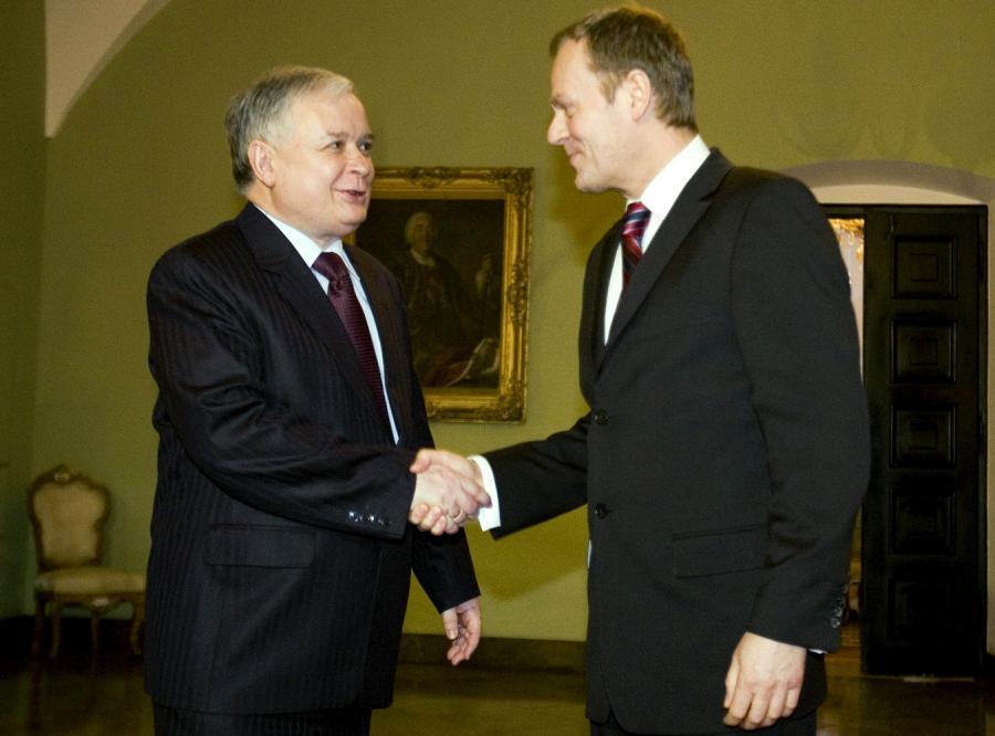Tusk siódmy, Kaczyński dwudziesty
