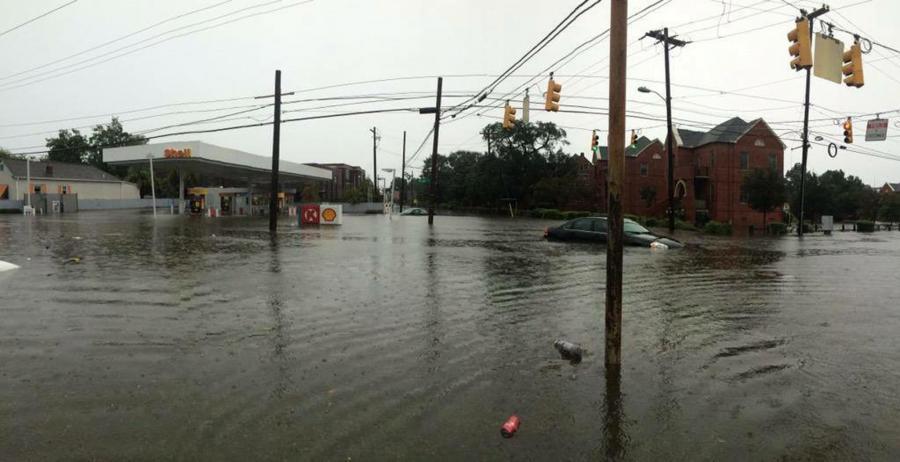 Powódź w Południowej Karolinie