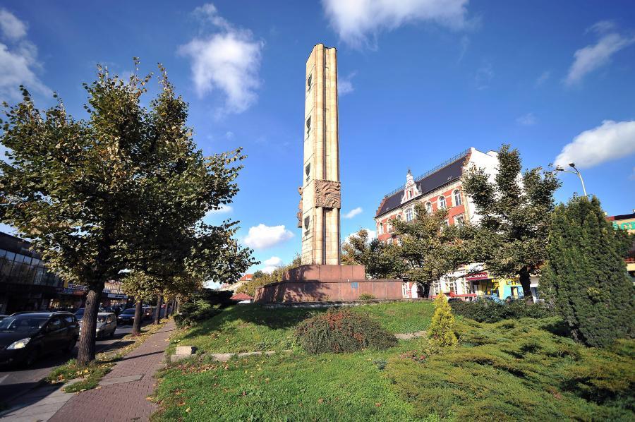 Szczecin: Pomnik Wdziecznosci dla Armii Radzieckiej