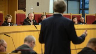 Rozprawa w Trybunale Konstytucyjnym