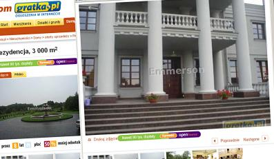 Dom za ponad 100 mln zł