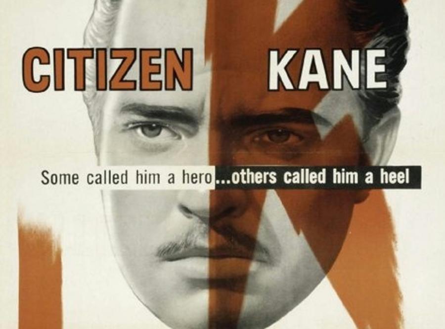 """""""Obywatel Kane"""" najlepszym filmem wszechczasów"""