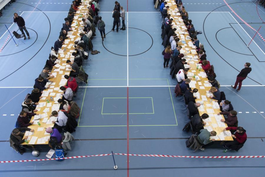 Wybory w Szwajcarii