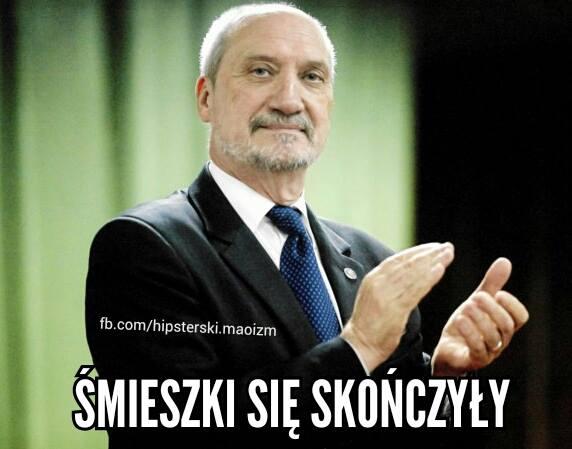 Antoni Macierewicz- mem / Hipsterski Maoizm