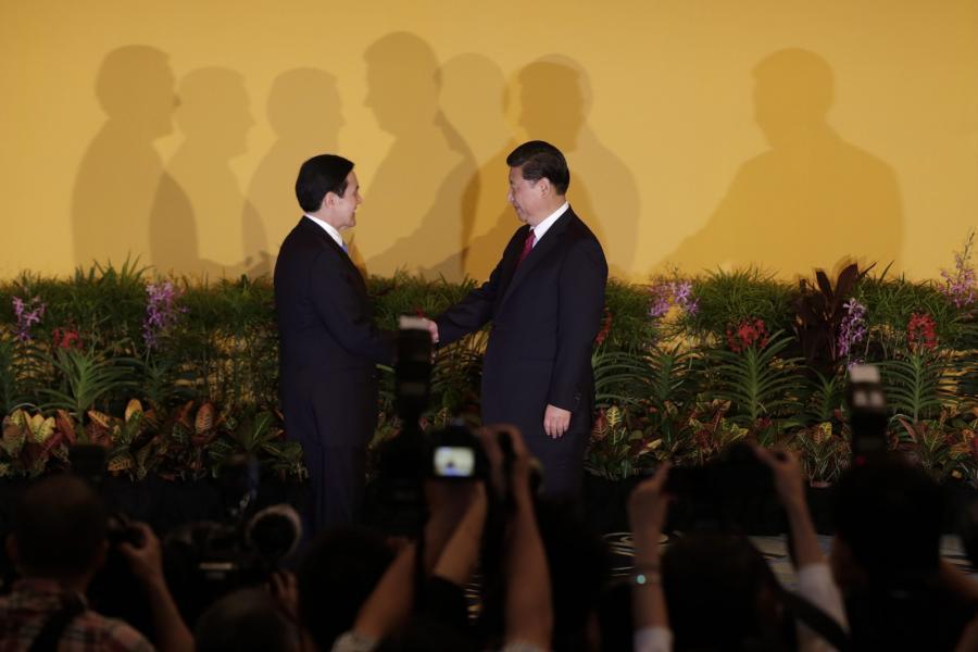 Spotkanie prezydentów Chińskiej Republiki Ludowej i Tajwanu