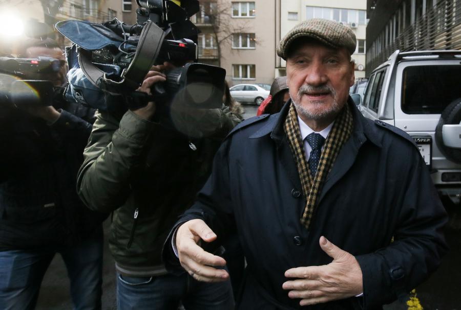 Antoni Macierewicz, nowy minister obrony narodowej