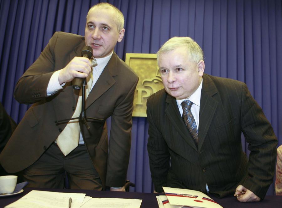 Joachim Brudziński: Czekam na wieczór kawalerski Kaczyńskiego