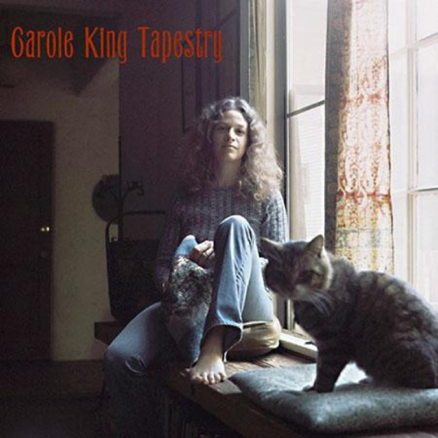 "10. ""Tapestry"" – Carole King"