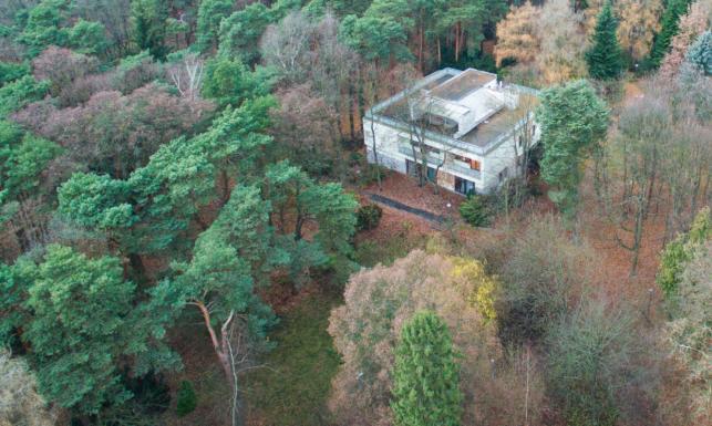 Mieszkał tam Gierek, bywał Kaczyński. Postkomunistyczna rezydencja Prezydenta RP w Klarysewie. GALERIA