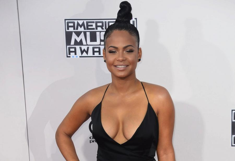 Christina Milian na gali American Music Awards 2015