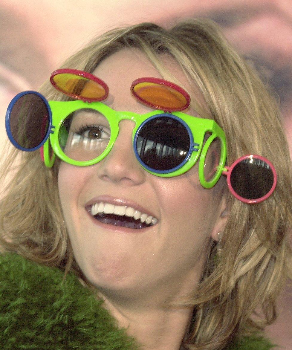 Britney Spears –wczoraj i dziś