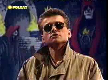 """Rok 1997: prezenter  """"Multimedialnego Odlotu"""" w Polsacie"""