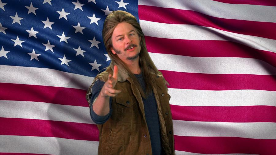 "3. ""Joe Dirt 2: Beautiful Loser"""