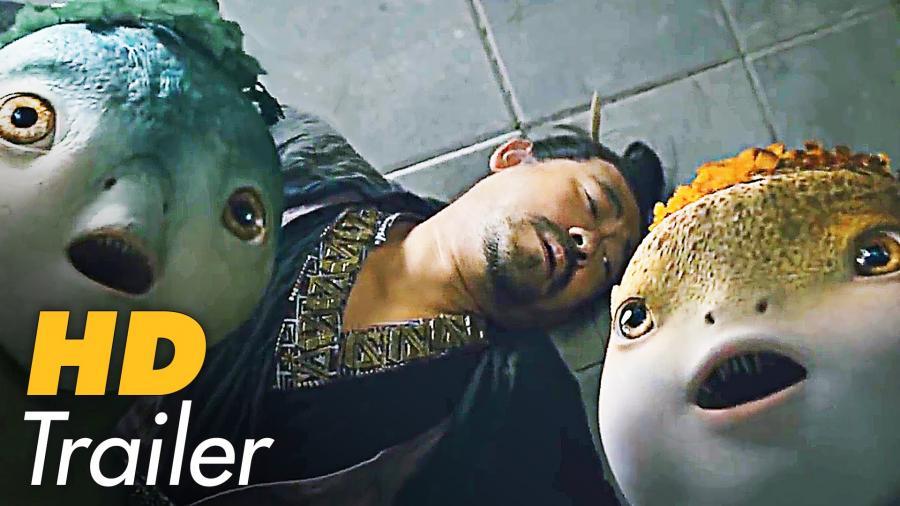 Oto zwiastun najbardziej dochodowego chińskiego filmu wszech czasów