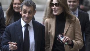 Nicolas Sarkozy i Carla Bruni-Sarkozy