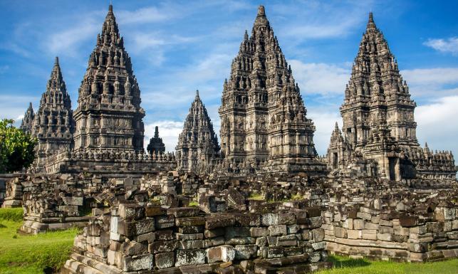 Nie tylko Angkor Wat. Zobacz azjatyckie świątynie jak z bajki