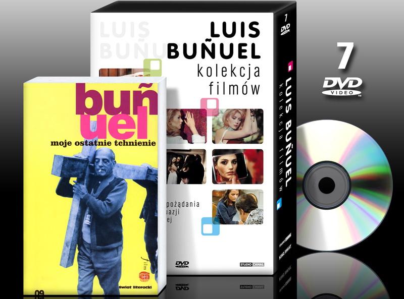 Box filmów Luisa Bunuela