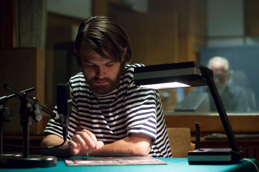 Dawid Ogrodnik w filmie \