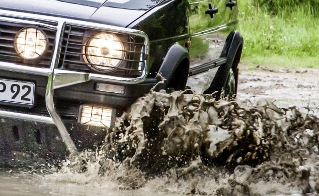 Volkswagen Golf Country Chrom