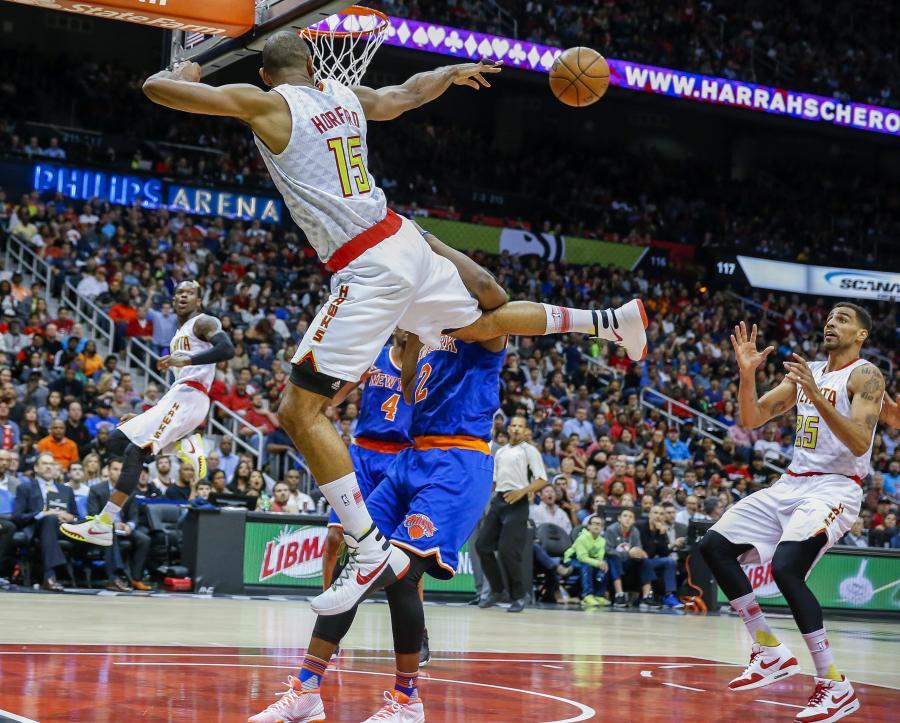 New York Knicks - Atlanta Hawks