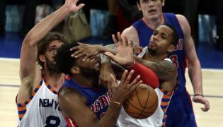 Detroit Pistons - New York Knicks