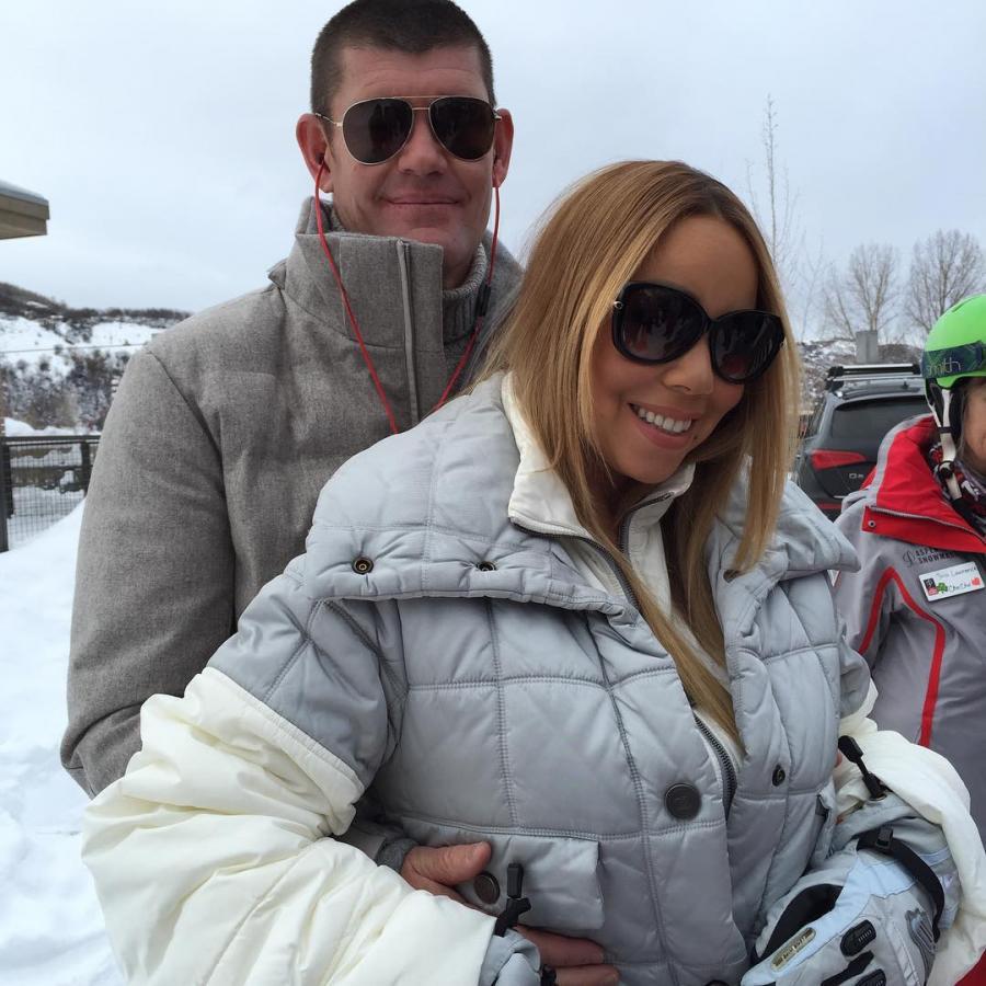 Mariah Carey i jej nowa miłość