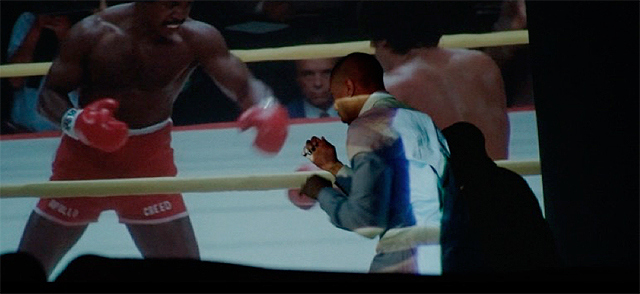 """1. """"Creed: Narodziny legendy"""", zdjęcia Maryse Alberti"""