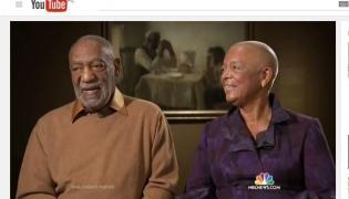 Bill Cosby z żoną w programie NBC News