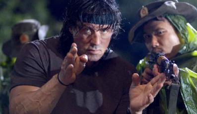 Piąty Rambo startuje