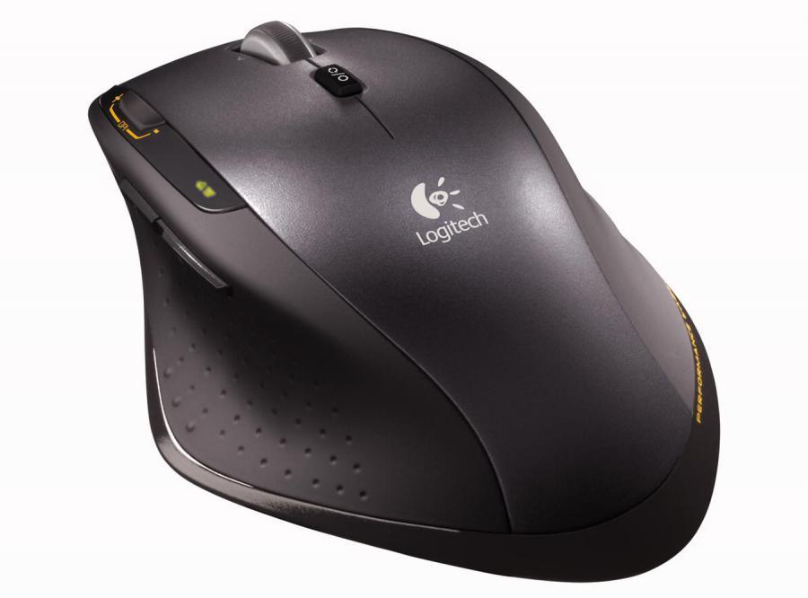 Logitech wypuścił miliardową mysz