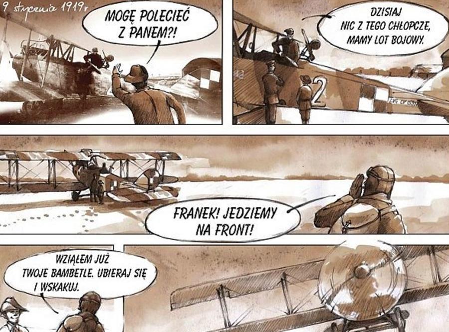 Kiedy Polacy zbombardowali Niemców