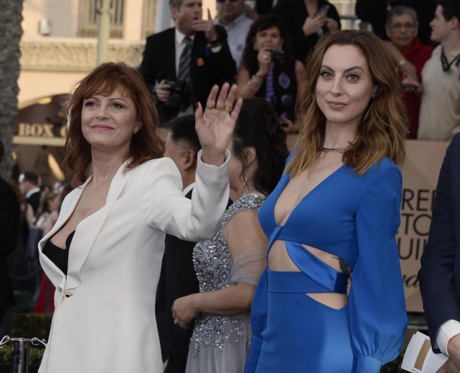 Susan Sarandon i Eva Amurri Martino