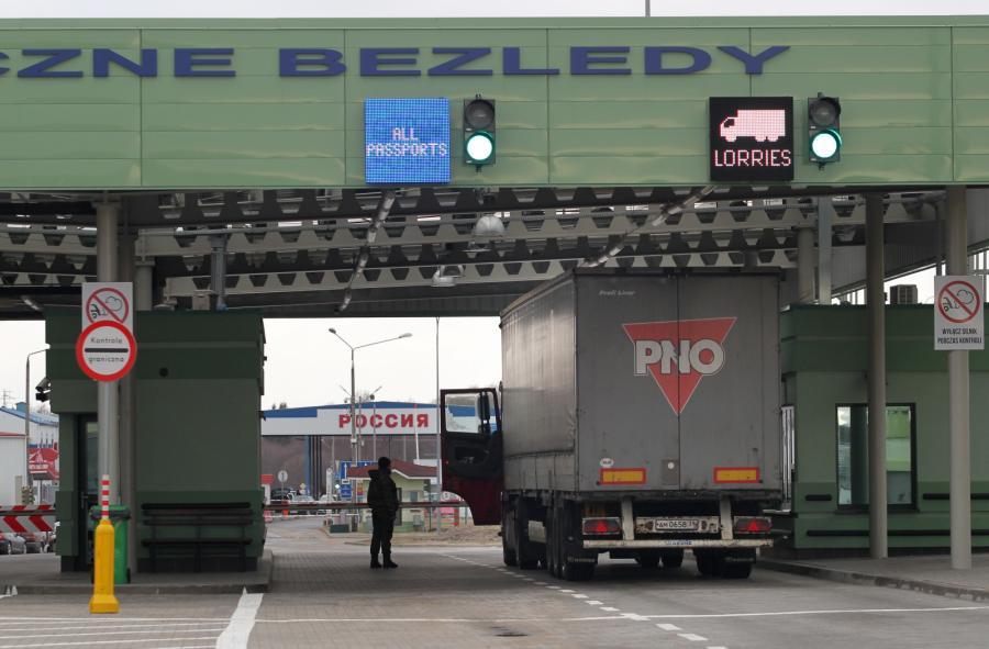 Przejście graniczne w Bezledach