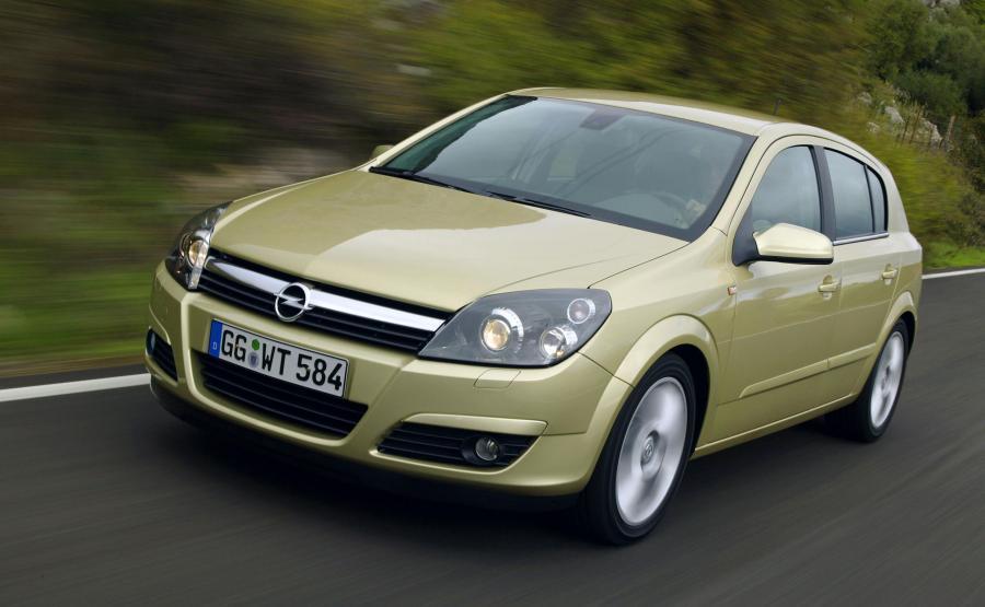 Opel astra - 4. miejsce na rynku aut używanych (12 275 926 wyszukań)