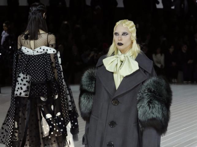 Pokaz kolekcji Marc Jacobs na New York Fall Fashion Week 2016