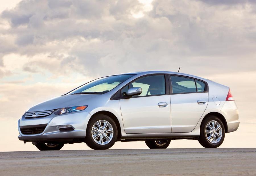 Oto Honda Insight - nowa hybryda tańsza niż Toyota Prius