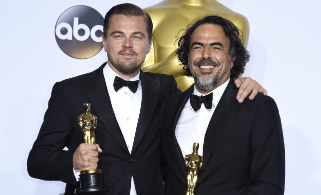Leonardo DiCaprio i Alejandro Gonzalez Inarritu