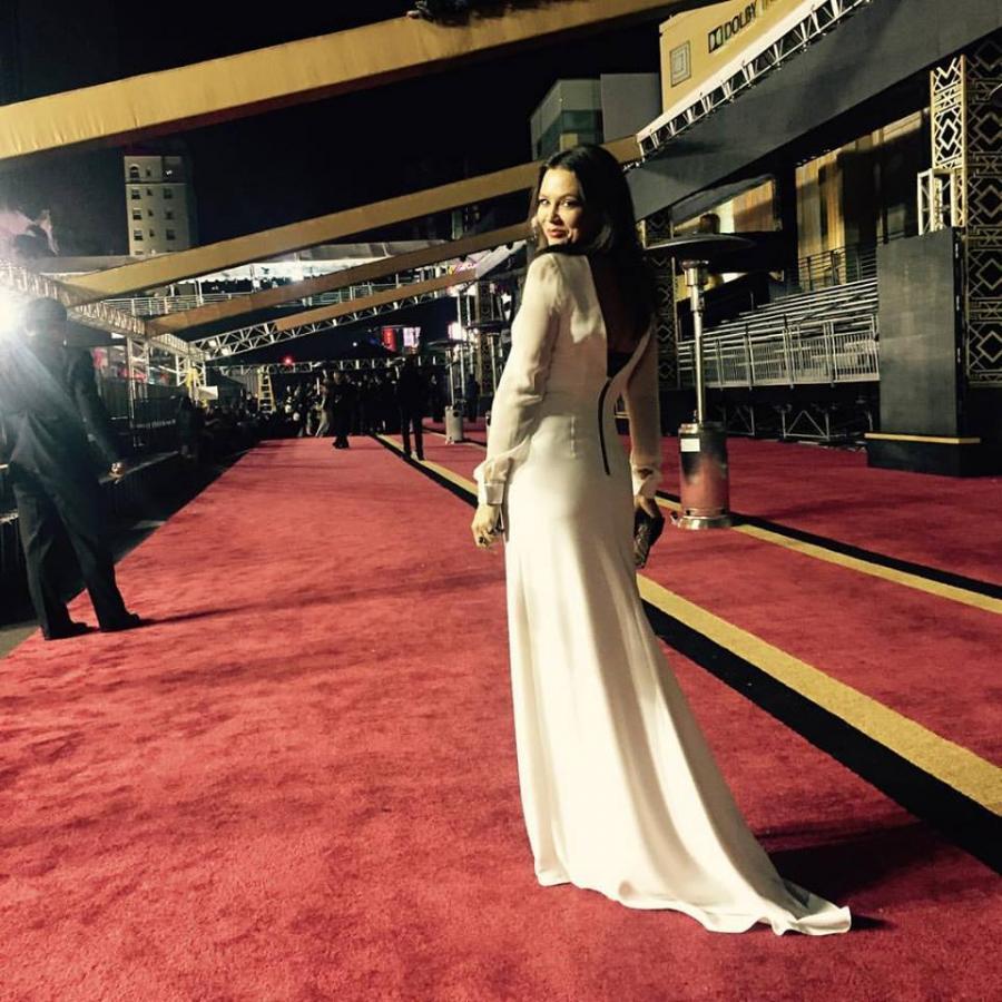 Kinga Rusin na Oscarach