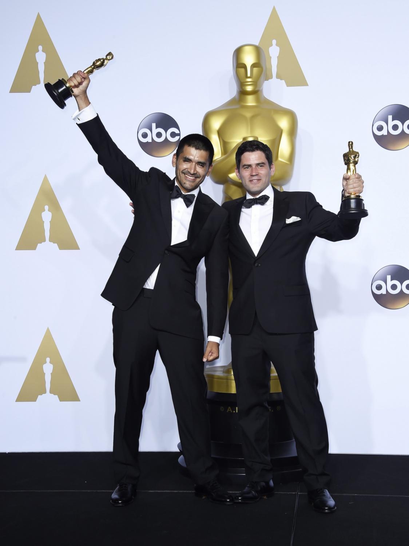 """Oscary 2016 – najlepszy animowany film krótkometrażowy: """"Bear Story"""", Gabriel Osorio, Pato Escala"""