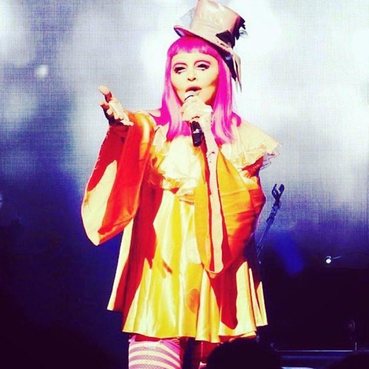 Madonna bez formy w Melbourne?