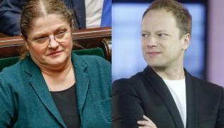 Krystyna Pawłowicz, Maciej Stuhr