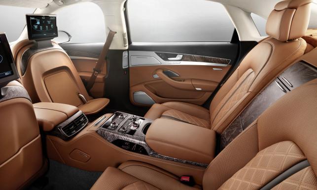 20 nowych limuzyn dla BOR dostarczy Audi. Znamy wyniki przetargu na samochody. Wybrano A8 L 4.0 TFSI quattro tiptronic