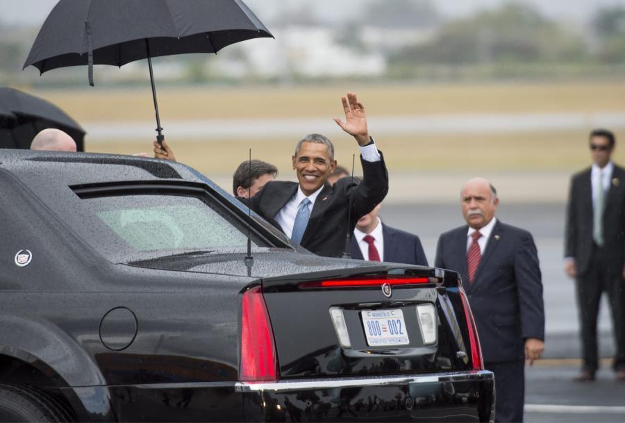 Prezydent USA pozdrawia Kubańczyków