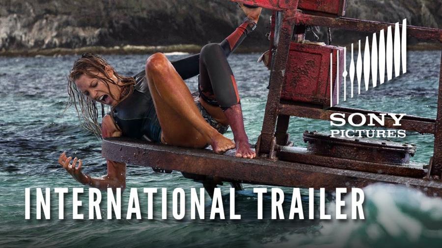 Blake Lively kontra rekin w filmie \
