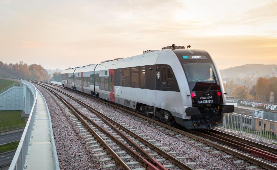 Pociąg bydgoskiej Pesy