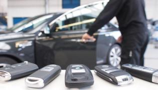 Złodzieje najczęściej kradną samochody z silnikiem Diesla