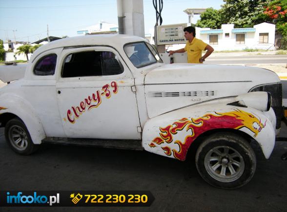 Kubańskie maszyny i niemiecka straż pożarna