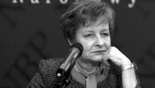 Zyta Gilowska nie żyje